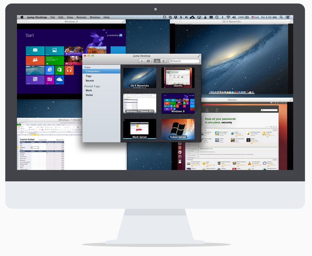 Jump Desktop | Remote Desktop | iPad iPhone Android Mac Windows
